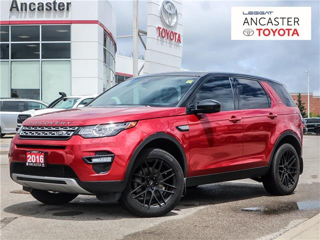 2016 Land Rover Discovery Sport HSE (Stk: 19449A) in Ancaster - Image 1 of 30