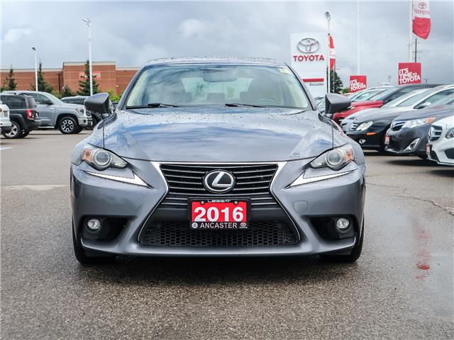 2016 Lexus IS 300 Base (Stk: D219) in Ancaster - Image 2 of 30