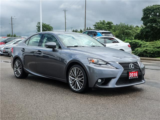 2016 Lexus IS 300 Base (Stk: D219) in Ancaster - Image 3 of 30