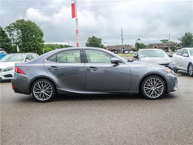 2016 Lexus IS 300 Base (Stk: D219) in Ancaster - Image 4 of 30