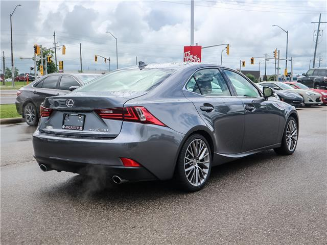 2016 Lexus IS 300 Base (Stk: D219) in Ancaster - Image 5 of 30