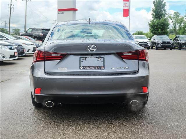 2016 Lexus IS 300 Base (Stk: D219) in Ancaster - Image 6 of 30