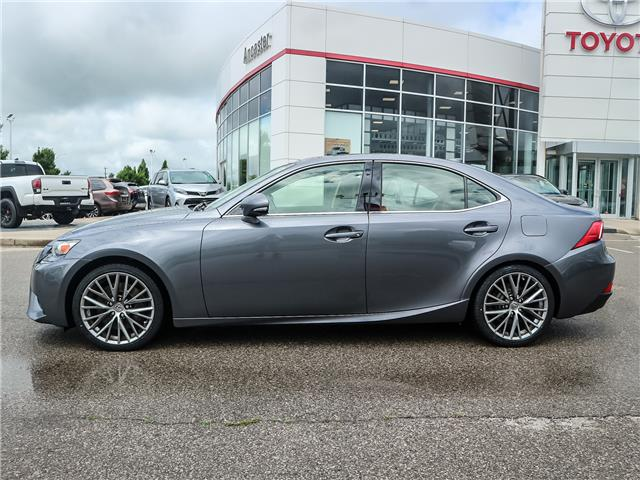 2016 Lexus IS 300 Base (Stk: D219) in Ancaster - Image 8 of 30