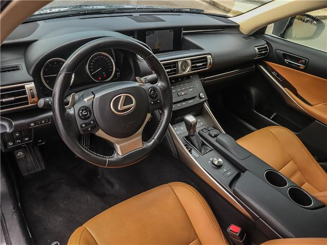 2016 Lexus IS 300 Base (Stk: D219) in Ancaster - Image 10 of 30