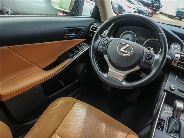 2016 Lexus IS 300 Base (Stk: D219) in Ancaster - Image 14 of 30