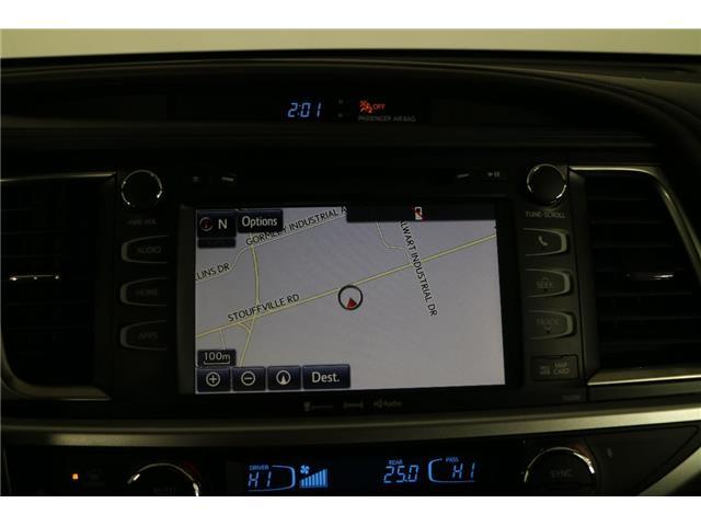 2019 Toyota Highlander Hybrid XLE (Stk: 293473) in Markham - Image 22 of 28