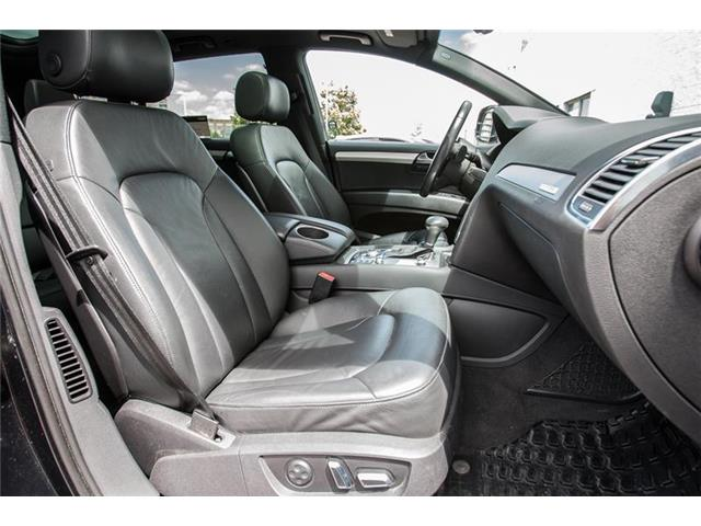2012 Audi Q7 3.0 Premium Plus (Stk: 37937A) in Markham - Image 13 of 19