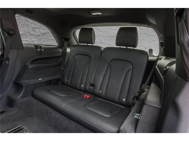 2012 Audi Q7 3.0 Premium Plus (Stk: 37937A) in Markham - Image 15 of 19