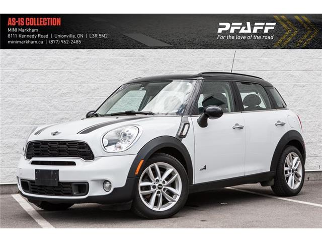 2012 MINI Cooper S Countryman Base (Stk: M5440A) in Markham - Image 1 of 16