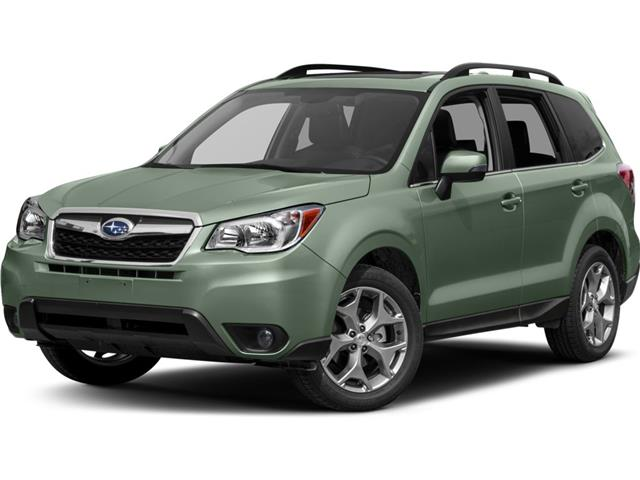 2015 Subaru Forester 2.5i Limited Package (Stk: 14939ASZ) in Thunder Bay - Image 1 of 1