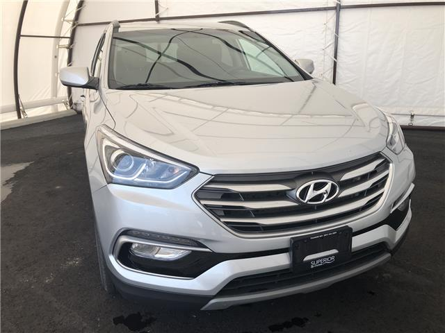 2018 Hyundai Santa Fe Sport 2.4 Base (Stk: 15176D) in Thunder Bay - Image 1 of 15