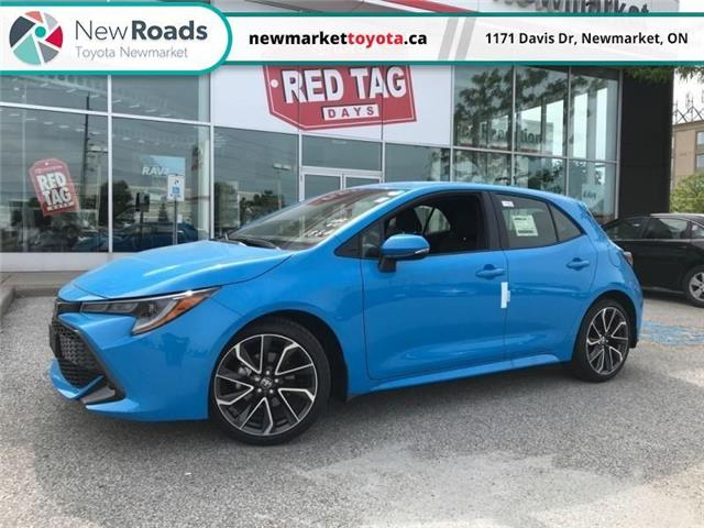 2019 Toyota Corolla Hatchback Base (Stk: 34517) in Newmarket - Image 1 of 17