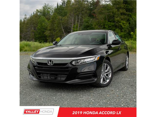 2019 Honda Accord LX 1.5T (Stk: N05284) in Woodstock - Image 1 of 10