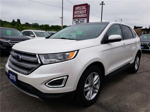 2018 Ford Edge SEL (Stk: C21348) in Cambridge - Image 1 of 27