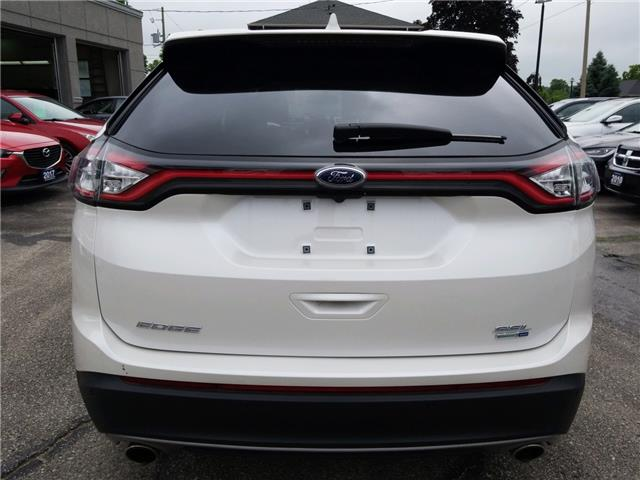 2018 Ford Edge SEL (Stk: C21348) in Cambridge - Image 4 of 27