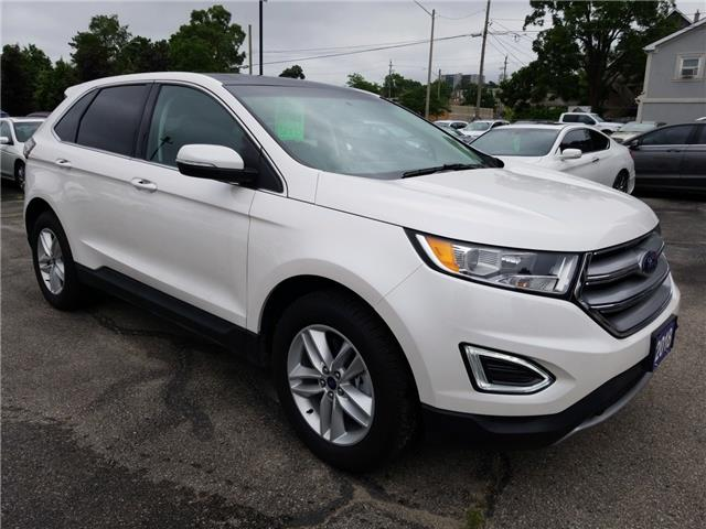 2018 Ford Edge SEL (Stk: C21348) in Cambridge - Image 7 of 27