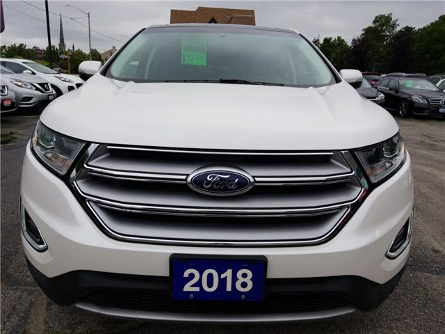 2018 Ford Edge SEL (Stk: C21348) in Cambridge - Image 8 of 27