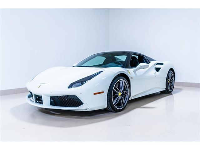 2018 Ferrari 488 Spider Base (Stk: UC1439) in Calgary - Image 1 of 14