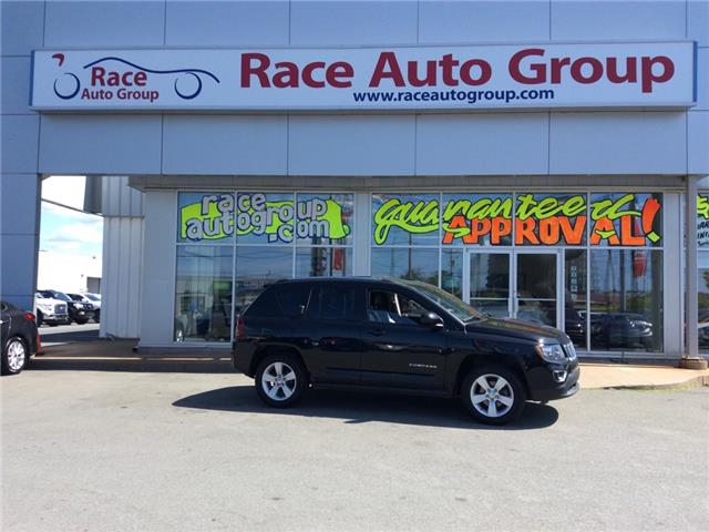 2017 Jeep Compass Sport/North (Stk: 16809) in Dartmouth - Image 1 of 21