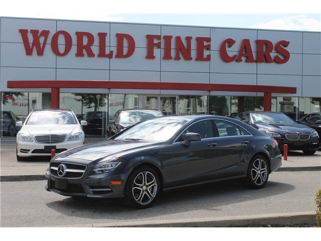 2014 Mercedes-Benz CLS-Class Base (Stk: 16898) in Toronto - Image 1 of 27
