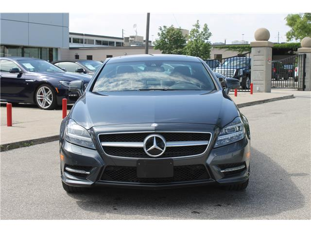 2014 Mercedes-Benz CLS-Class Base (Stk: 16898) in Toronto - Image 2 of 27