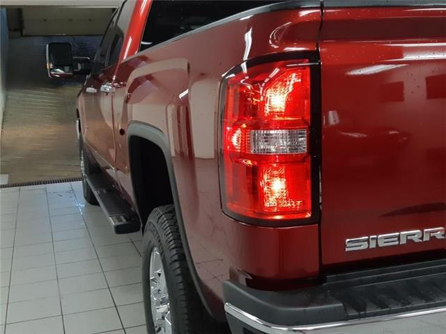 2019 GMC Sierra 2500HD SLT (Stk: 98605) in Burlington - Image 11 of 22