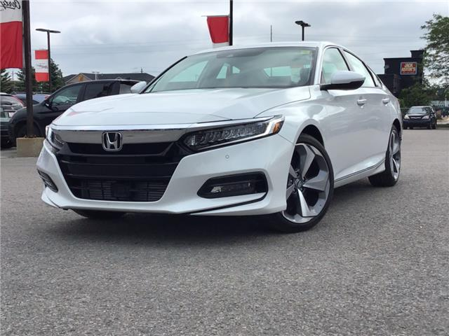 2019 Honda Accord Touring 1.5T (Stk: 191494) in Barrie - Image 1 of 21