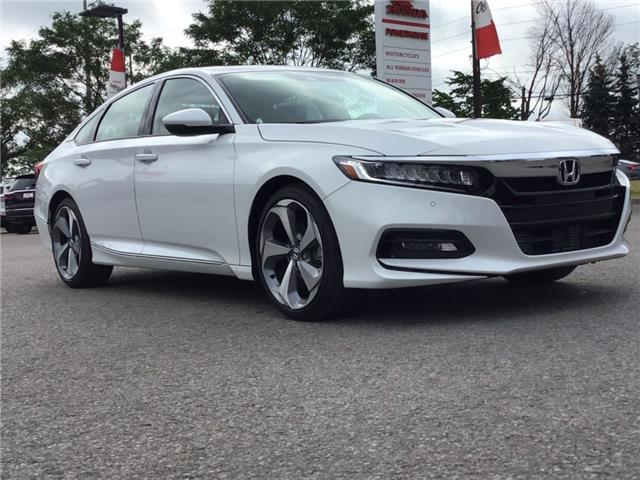 2019 Honda Accord Touring 1.5T (Stk: 191494) in Barrie - Image 12 of 21