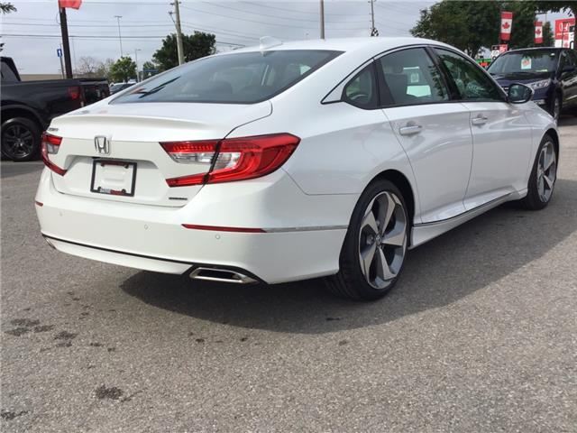 2019 Honda Accord Touring 1.5T (Stk: 191494) in Barrie - Image 11 of 21