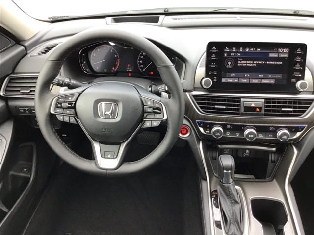 2019 Honda Accord Touring 1.5T (Stk: 191494) in Barrie - Image 6 of 21