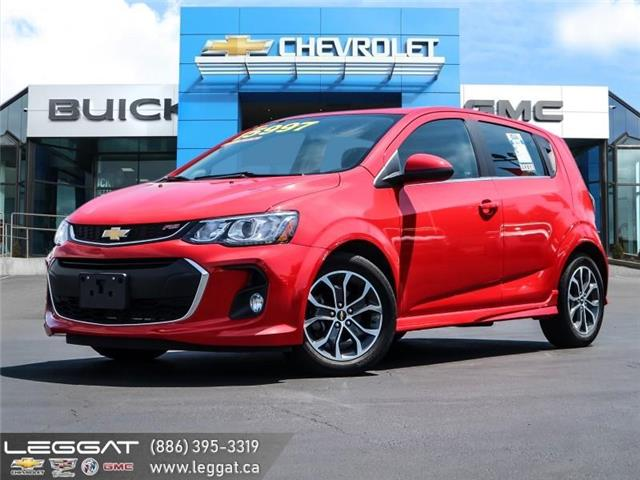 2017 Chevrolet Sonic LT Auto (Stk: 5778K) in Burlington - Image 1 of 26