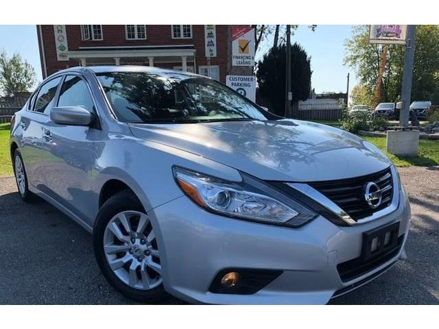 2017 Nissan Altima  (Stk: 5093) in London - Image 1 of 24