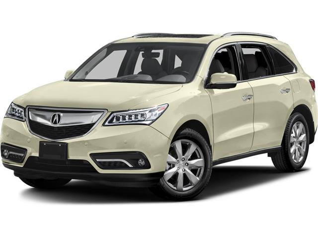 2016 Acura MDX Elite Package (Stk: 504621) in Ottawa - Image 1 of 3