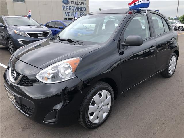2015 Nissan Micra S (Stk: SUB1448) in Innisfil - Image 1 of 15