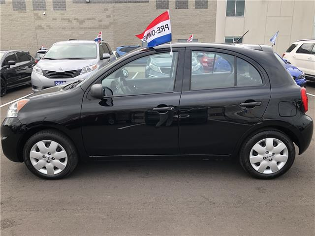 2015 Nissan Micra S (Stk: SUB1448) in Innisfil - Image 2 of 15