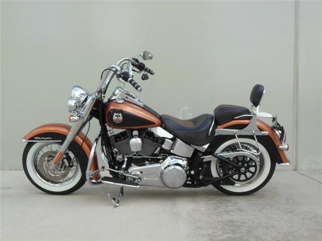 2008 Harley-Davidson DELUXE
