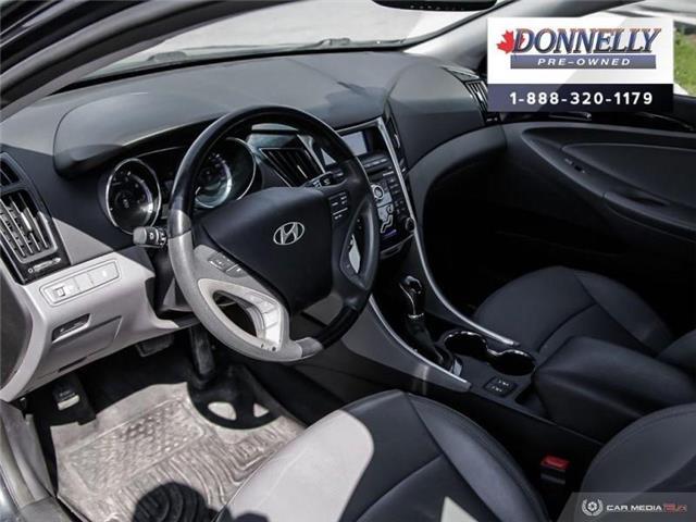 2011 Hyundai Sonata Limited (Stk: PBWMS83A) in Kanata - Image 13 of 27