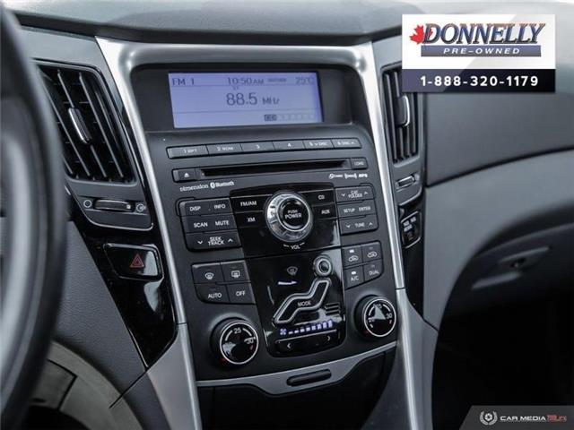 2011 Hyundai Sonata Limited (Stk: PBWMS83A) in Kanata - Image 20 of 27