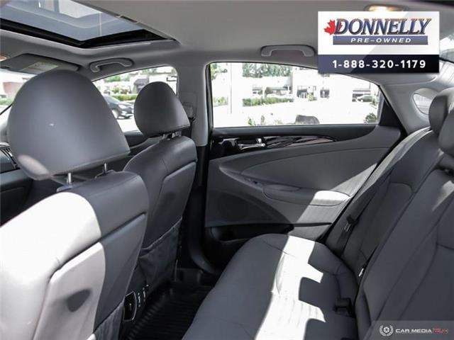 2011 Hyundai Sonata Limited (Stk: PBWMS83A) in Kanata - Image 23 of 27