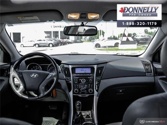 2011 Hyundai Sonata Limited (Stk: PBWMS83A) in Kanata - Image 24 of 27
