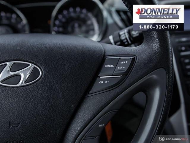 2011 Hyundai Sonata Limited (Stk: PBWMS83A) in Kanata - Image 27 of 27