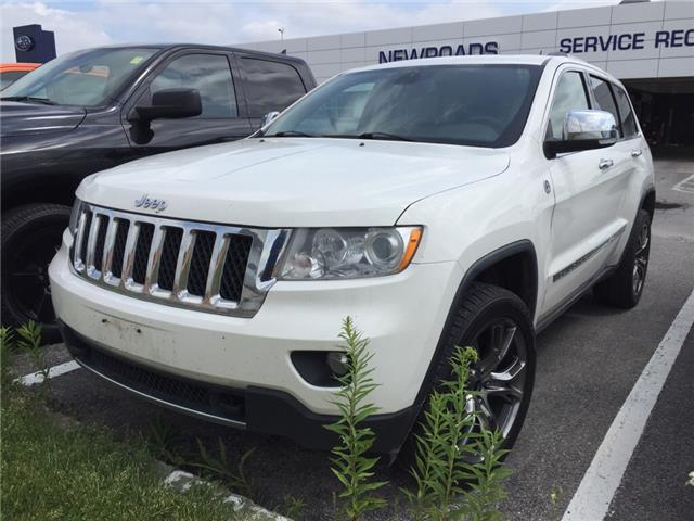 2011 Jeep Grand Cherokee Overland (Stk: P331B) in Newmarket - Image 1 of 1