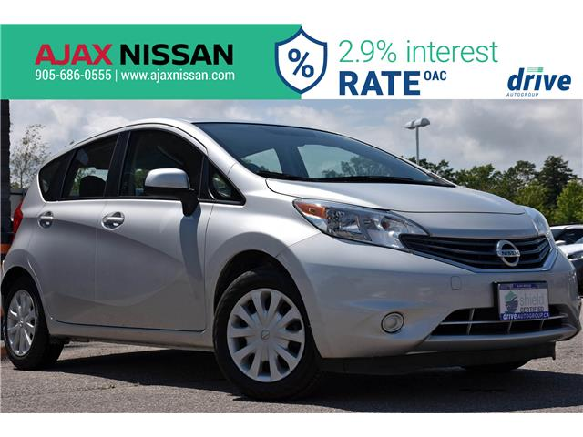 2014 Nissan Versa Note 1.6 SV (Stk: U491A) in Ajax - Image 1 of 28