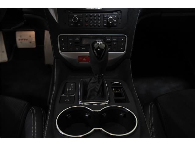 2013 Maserati GranTurismo Sport (Stk: UC1490) in Calgary - Image 17 of 24