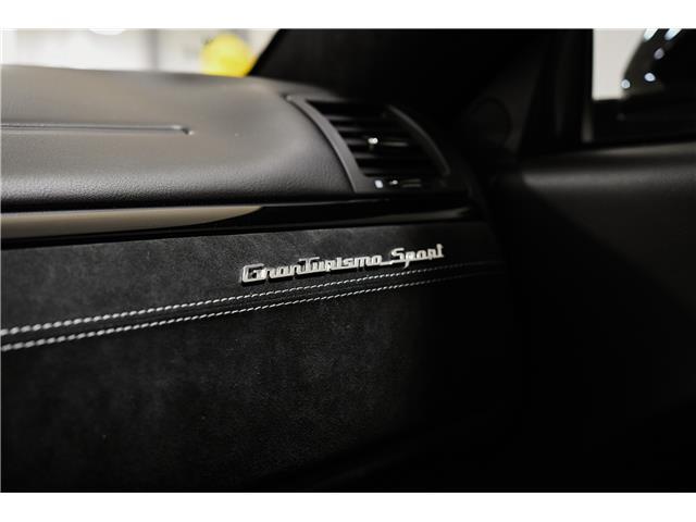 2013 Maserati GranTurismo Sport (Stk: UC1490) in Calgary - Image 24 of 24