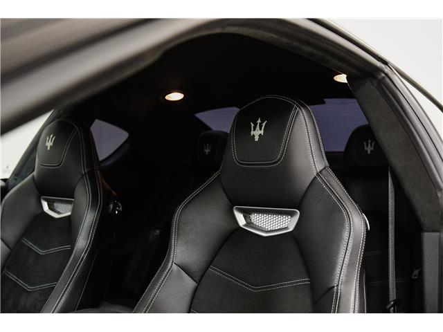 2013 Maserati GranTurismo Sport (Stk: UC1490) in Calgary - Image 19 of 24