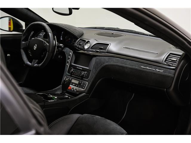 2013 Maserati GranTurismo Sport (Stk: UC1490) in Calgary - Image 13 of 24