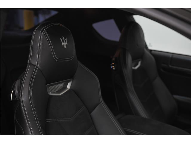 2013 Maserati GranTurismo Sport (Stk: UC1490) in Calgary - Image 20 of 24