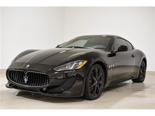 2013 Maserati GranTurismo Sport (Stk: UC1490) in Calgary - Image 1 of 24