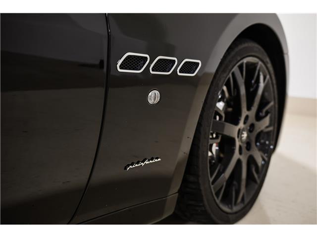 2013 Maserati GranTurismo Sport (Stk: UC1490) in Calgary - Image 10 of 24